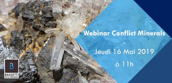 Conflict Minerals : Comment gérer les exigences américaines et européennes ?